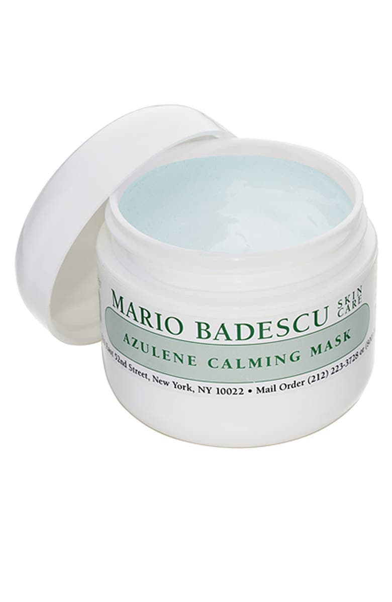 MARIO BADESCU Azulene Calming Mask, Main, color, No Color