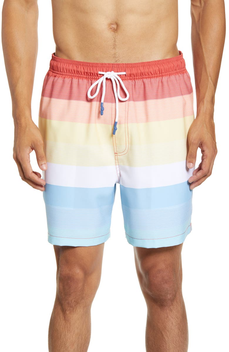 SOUTHERN TIDE Galley Swim Trunks, Main, color, 610