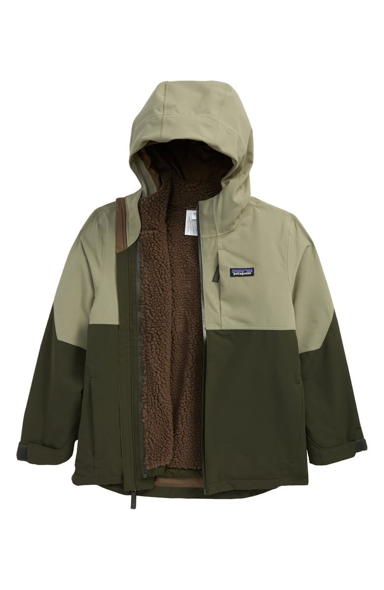 PATAGONIA 4-in-1 Everyday Jacket, Main, color, KELP FOREST-KPF