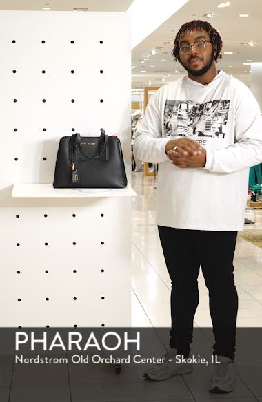 The Editor Leather Tote, sales video thumbnail